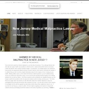 NJ Medical Lawyer