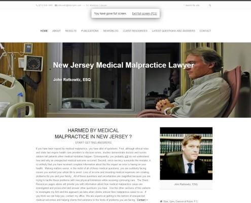 NJ Medical Lawyer